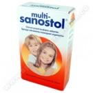 Multi-Sanostol syrop x 600g