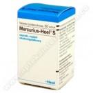 HEEL Mercurius x 50tabl.