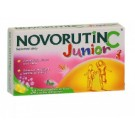 Novorutin C Junior x 24tabl. musujace do ssania