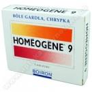 BOIRON Homeogene 9 p/ból gardła x60tabl.