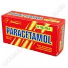 Paracetamol 500mg x 30tabl.