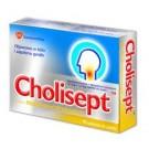 Cholisept Intense miodowo-cytrynowy x 16tabl.do ssania