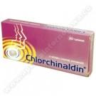 Chlorchinaldin /cz.porzeczka/ x 20tabl.