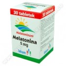 Melatonina 5mg x30 tabl.