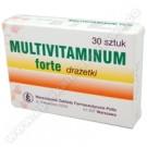 Multivitaminum forte x 30 draż.