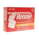 Rennie Fruit x 24tabl. do ssania