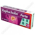 Raphacholin forte x 10 draż.