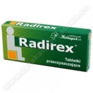 Radirex 500mg x 10tabl.