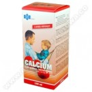 Calcium syrop wiśniowy 150ml.