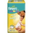 Pampers New Baby rozmiar 1 (2-5kg) x 43szt.