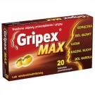 Gripex Max x 20tabl.