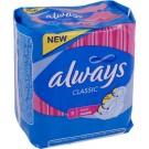 Podpaski ALWAYS Classic Maxi ze skrzydełkami 9szt.