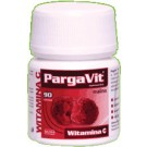 PargaVit witamina C malina 90 tabl.
