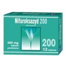 Nifuroksazyd HASCO 200 mg x 12tabl.