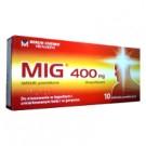 MIG 400mg x 10 tabl.