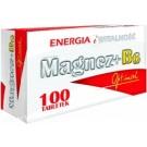 Magnez + B6 Optimal x 100 tabl.