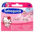 Plastry SALVEQUICK Hello Kitty x 14szt.