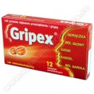 Gripex x 12tabl.