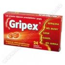 Gripex x 24tabl.