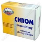 Chrom organiczny x100tabl.