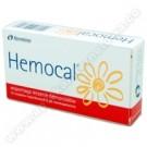 Hemocal nagietkowe czopki p/hemoroidom x 10szt.