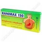 Ranimax 150mg x 10tabl.