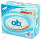 Tampony higieniczne OB super 8 szt.