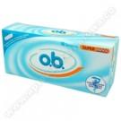 Tampony higieniczne OB super 16szt.