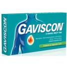 Gaviscon o smaku mięty x 8 tabl. do żucia