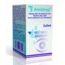 Amidrop płyn do przemywania oczu 2 x 5 ml