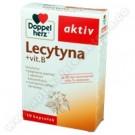Doppelherz Aktiv Lecytyna + Vitaminum B x 30 kaps.