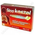Stop Kaszel Expectorans x 16past.