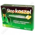 Stop Kaszel Antitussicum x 16past.