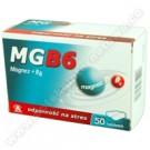 Mg B6 x 50tabl.
