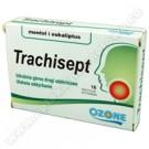 Trachisept mentol,eucaliptus x 16 past.