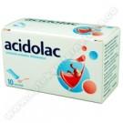 Acidolac 3g x 10sasz.