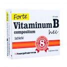 Vitaminum B compositum Hec Forte x 60 tabl.
