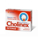 Cholinex Intense smak jeżynowy x 20 pastyl.