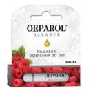 OEPAROL Balance Pomadka malinowa 1szt.