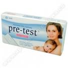 Test ciążowy PRE-TEST płytkowy 1 op.