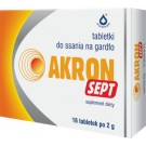 Akron Sept x 16 tabl. do ssania