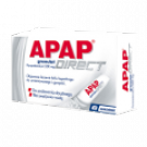 Apap Direct 500mg x 6 sasz.