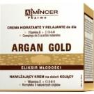 Mincer Argan Gold nawilżający krem na dzień KOJĄCY 50ml
