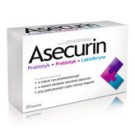 Asecurin x 20 kaps.