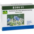 Biogal olej z ogórecznika x 60 kaps.