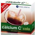 Calcium C Polfa smak cola x 16 tabl.mus.
