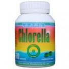 Chlorella algi prasowane 200 mg x 200 tabl.