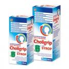 Choligrip Na noc syrop x 160 ml.