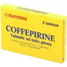 Coffepirine x 6 tabl.