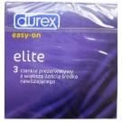 Durex Elite prezerwatywy x 3 szt.